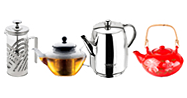 Чайники заварочные, чайники френч-пресс, сувениры